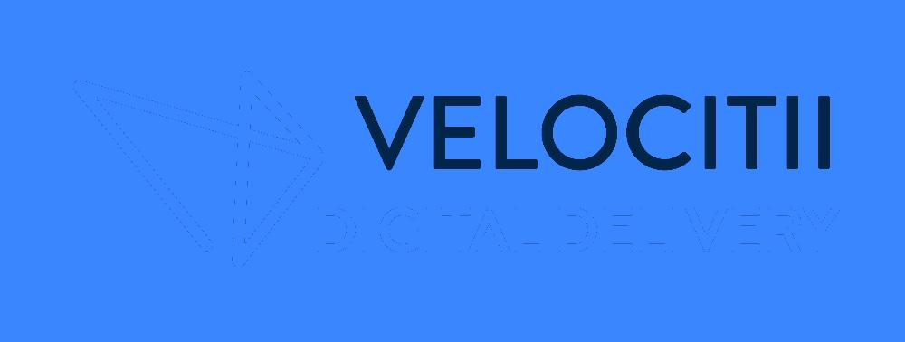 Velocitii Digital Delivery logo